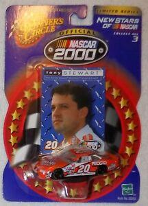 Tony Stewart 1/64 2000 Home Depot NEW STARS OF NASCAR