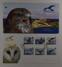 ALDERNEY RESIDENT BIRDS PART 3 PLUS FDC LOT 272*