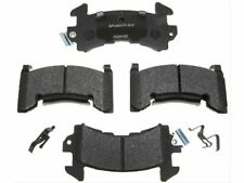 For 1995-1997 Chevrolet Blazer Brake Pad Set Front Raybestos 43855WT 1996