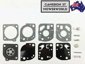 Carburetor Kit For Selected Homelite ECO Trimmer ZAMA LE-H53 LE-H54 OEM RB-86
