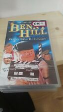 benny hill the very best of clown king of comedy - VHS VIDEO TAPE *1606