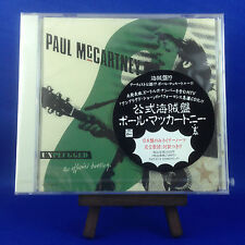 PAUL McCARTNEY: Unplugged ULTRA RARE JAPAN 1991 1ST PRESSING TOCP-6713 NEW!