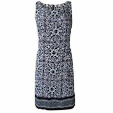 Wallis Viscose Paisley Sleeveless Dresses for Women