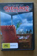Gremlins 02 - The New Batch (DVD, 2005)  (D200)