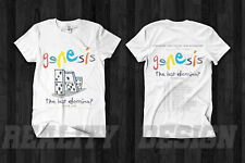 Genesis the Last Domino Tour 2020 TShirt Tony Banks Phil Collins Mike Rutherford