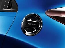 Black Edition tanque Sport tapa del depósito de gasolina abierta honda civic 5d + Type R año 2013-2017