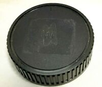 Soligor Sturdy M Rear Lens Cap for Minolta SRT SR MC MD  mount made in JAPAN