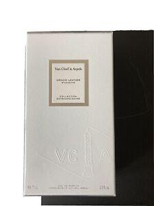 Van Cleef & Arpels Orchid Leather