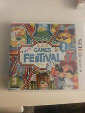GAMES FESTIVAL VOLUME 1  3DS  SIGILLATO ITALIANO