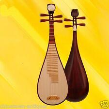 Chinese Soprano Pipa Lute Guitar Jiangyin Musical Instrument - LiuQin #4154