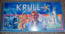 KRULL Rare! 1983 Board Game Parker Brothers Heroic Adventure Movie Complete Nice