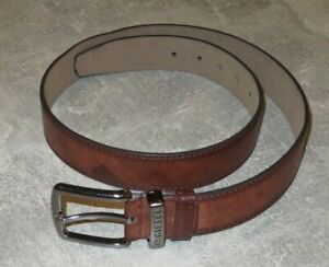 MENS DIESEL LEATHER BELT
