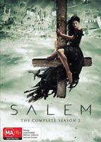 Salem : Season 2 (NEW DVD)