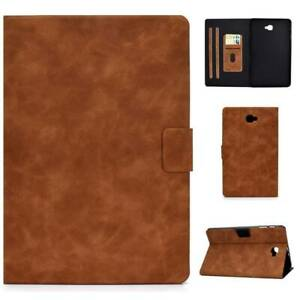 Flip Leather Smart Stand Case Cover For Samsung Galaxy Tab A 10.1 T580 T585 2016
