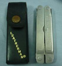 Leatherman Super Tool with Leather Sheath Case 18I055