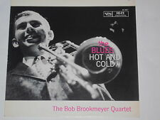 THE BOB BROOKMEYER QUARTET -The Blues Hot And Cold- LP