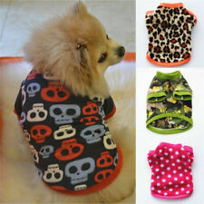 Chihuahua Puppy T-Shirt Clothes For Small Pet Dog Warm Clothing Apparel US
