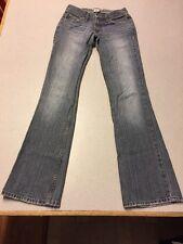 Armani Exchange  women's Bootcut jeans USA Made 100% Cotton Goldrush P0 Reg 0