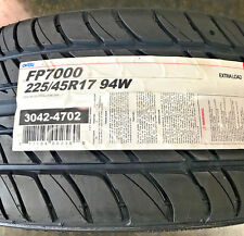 4 New 225 45 17 Ohtsu FP7000 Tires