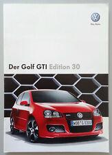 V10255 VOLKSWAGEN GOLF MK5 GTI 'EDITION 30'