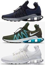 Nike Shox Gravity Men's Running Shoes AR1999-001/100/300/402 Wht-Navy Sz 9-11.5