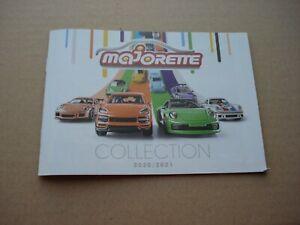 catalogue  majorette 2020 /2021