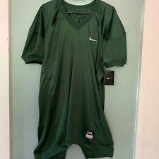 New Nike Defender Football Jersey Sz 3Xl Green 535703