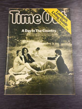 August Time Out Film & TV Magazines in English
