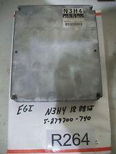 04 MAZDA RX-8 AT ECU ECM ENGINE COMPUTER CONTROL UNIT MODULE  N3H418881J  #R264