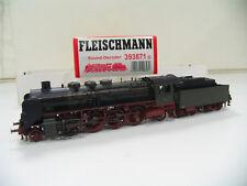 Fleischmann 393871 máquina de vapor br 39 de la DRG ac corriente alterna Sound decodificador.fp382