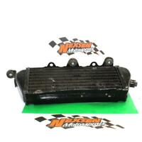 1994 Kawasaki Klx250 Left Engine Motor Cooling Cooler Radiator