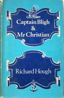 CAPTAIN BLIGH AND MR. CHRISTIAN - RICHARD HOUGH