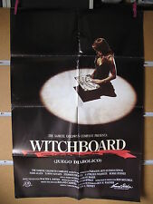 A3354 Witchboard (Juego diabólico) Todd Allen, Tawny Kitaen, Clare Bristol, Burk