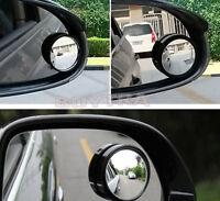 Espejo retrovisor retrovisor de punto ciego de 2 piezas para camión de coche