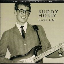 Buddy Holly Rave On! UK CD