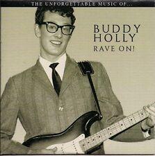 Buddy Holly Rave On! UK CD