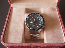 Omega Seamaster Analogue Round Wristwatches