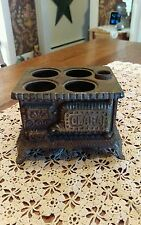 Vintage Cast Iron Clara Miniature Stove