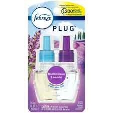 Febreze® PLUG Air Freshener Oil Refill, Mediterranean Lavender, 0.87 oz