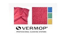 Vermop softtronic rouge haute performance-Microfibre 32 x 32 cm tissu en microfibre