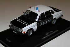 Volvo 144 ''Police Vaudoise'' (IXO 1:43 / TEK001)
