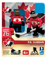 P.K. Subban Team Canada 2014 Olympic Champions HOCKEY OYO Figure RARE