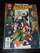 YOUNG JUSTICE Comic - No 6 - Date 03/1999 - DC Comics
