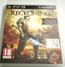 KINGDOMS OF AMALUR RECKONING PS3 PLAYSTATION 3 ITALIANO SPED GRATIS SU +ACQUISTI