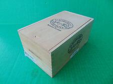 CIGAR WOOD BOX El Rey Del Mundo Oscuro Imported Robustos Suprema