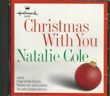 Music CD Natalie Cole Christmas With You
