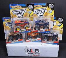 2011 Hot Wheels Monster Jam Lot Prowler, Mechanical Mischief, Superman, + MORE