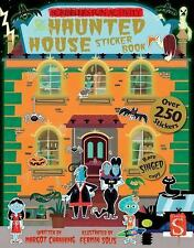 Scribblers Fun Activity: Haunted House Sticker Book by Margot Channing (2015,...