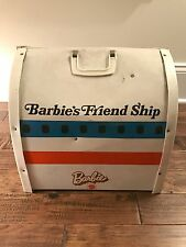 "1972 Vintage (Mattel) ""Barbie"" (Friend Ship) ""United Airlines"" Playset, Rare!"