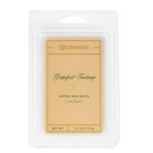 Aromatique Grapefruit Fandango Wax Melts Cubes 2.7 oz 77g